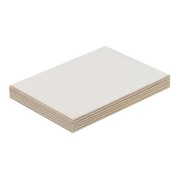 Sperrholz TransColor weiß